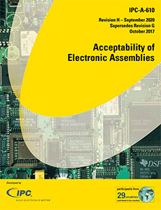 Acceptability of Electronic Assemblies