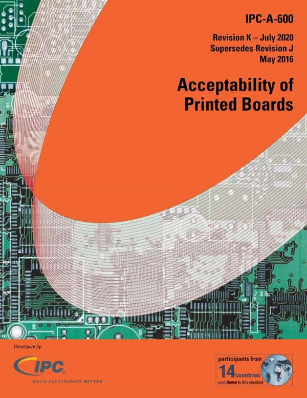 Acceptability of Printed Boards